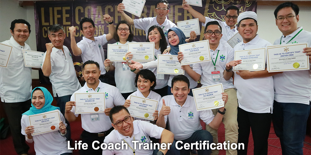 Certified Life Coach Trainer Indonesia, Sertifikasi Life Coach Trainer Indonesia