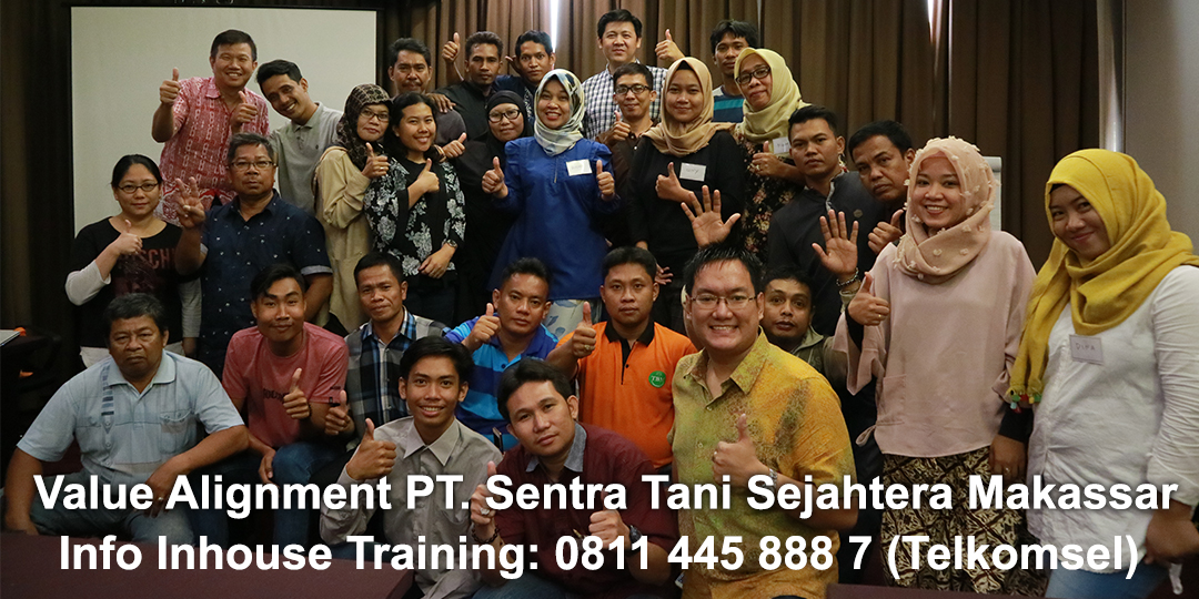 Trainer Business Coaching Inhouse Training Makassar